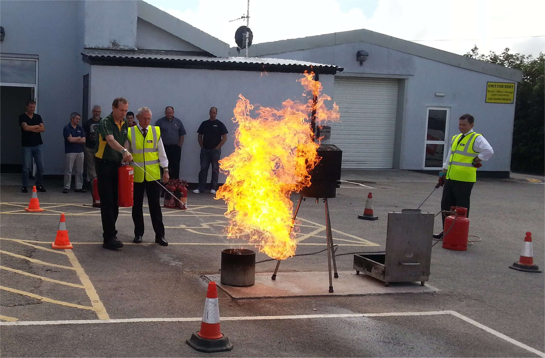 Fire Warden Services & Training