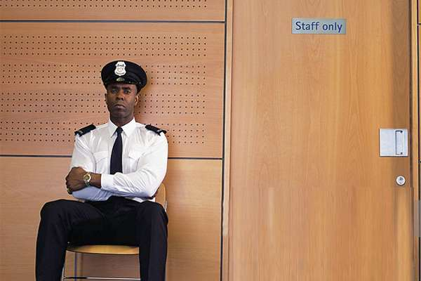 Door Supervision Security